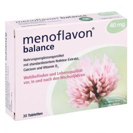 Menoflavon Balance Tabl.