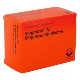 Magnerot N Magnesiumtabl.
