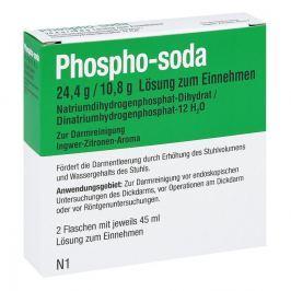 Phospho-soda 24,4 g/10,8 g Lösung zum Einnehmen