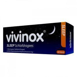 Vivinox Sleep Schlafdragees Tabl.ueberzogen