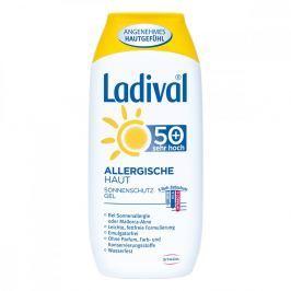Ladival Żel przeciwsłoneczny dla skóry alergicznej, Lsf50+