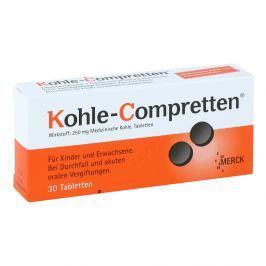 Kohle Compretten tabletki węglowe
