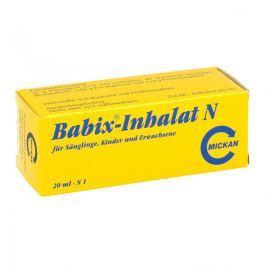 Babix Inhalat N maść do inhalacji