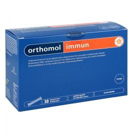 Orthomol Immun granulat  do bezpoś. stosowania pomarańcza