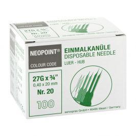 Kanuelen Neopoint 20 0,40x20