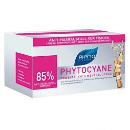 Phyto Phytocyane ampułki przeciw wypadaniu włosów dla kobiet