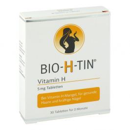 Bio H Tin Vitamin H 5 mg fuer 2 Monate Tabletten