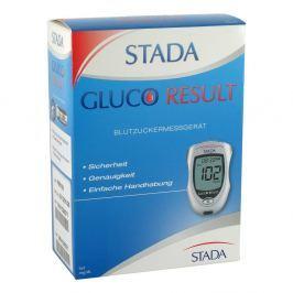 Stada Gluco Result Blutzuckermessgeraet mg/dl