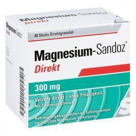 Magnesium-Sandoz Direkt, pelety z magnezem 300