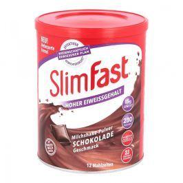 Slim Fast koktajl odchudzający, smak czekoladowy