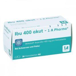 Ibu 400 akut 1a Pharma Filmtabl.