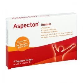 Aspecton Immun fiolki do picia