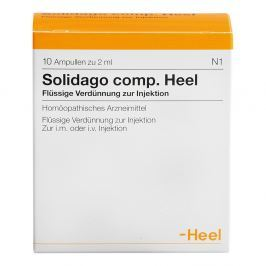 Heel Solidago Comp.  Ampułki