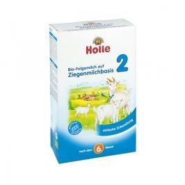 Holle Bio Folgemilch auf Ziegenmilchbasis 2 Pulver