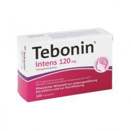 Tebonin intens 120 mg tabletki powlekane