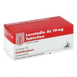 Loratadin Al 10 mg Tabl.