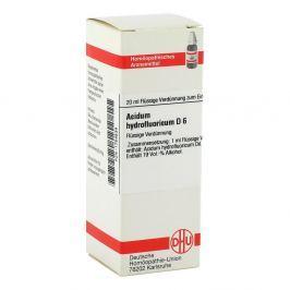 Acidum Hydrofluoricum D 6 Dil.