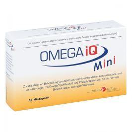 Omega Iq Mini kapsułki poprawiające koncentrację