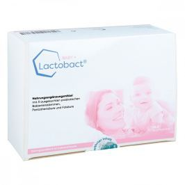 Lactobact Baby+ 90-tage Beutel