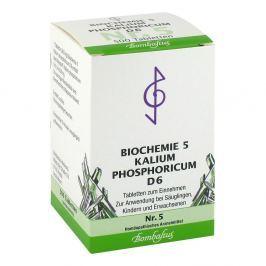 Biochemie 5 Kalium phosphoricum D 6 Tabl.