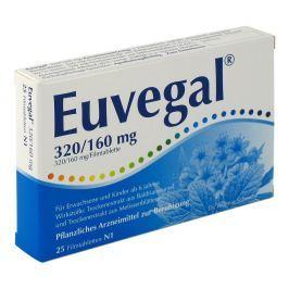 Euvegal 320/160 mg Filmtabl.