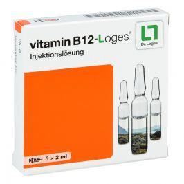 Witamina B12 w ampułkach