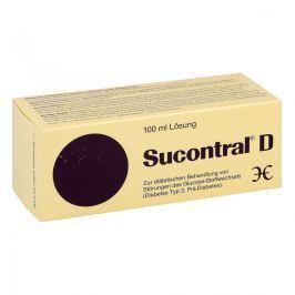 Sucontral D Diabetiker Loesung