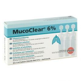 Mucoclear 6% Nacl Inhalationsloesung