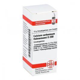Calcium Carbonicum D 200 Globuli Hahnemanni