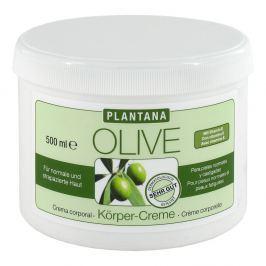 Plantana krem do ciała z masłem oliwkowym
