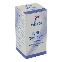 Weleda Pyrit Zinnober tabletki