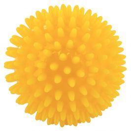 Piłeczka do masażu 8 cm żółta