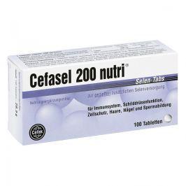 Cefasel 200 nutri Selen Tabs tabletki