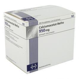 Calciumacetat Nefro 950 mg Filmtabl.