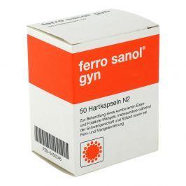 Ferro Sanol gyn Kapseln