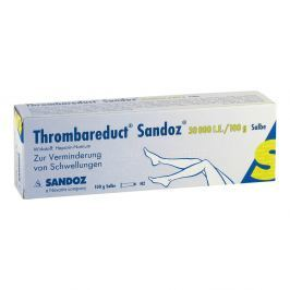 Thrombareduct Sandoz 30 000 I.e. Salbe