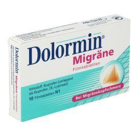 Dolormin Migrena, tabletki powlekane