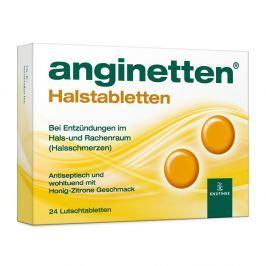 Anginetten tabletki na gardło