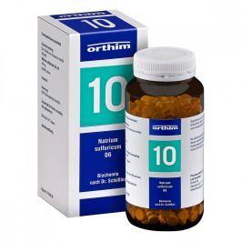 Biochemie 10 Natrium sulfuricum D 6 Tabl.