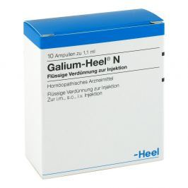 Galium Heel N ampułki