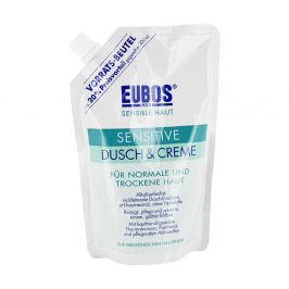 Eubos Sensitive żel pod prysznic saszetka uzupełniająca