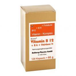 Witamina B12 + B6 + kwas foliowy N kapsułki