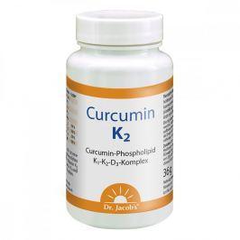 Curcumin K2 Doktor  Jacob's Kapseln
