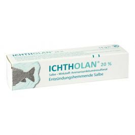 Ichtholan 20% Salbe