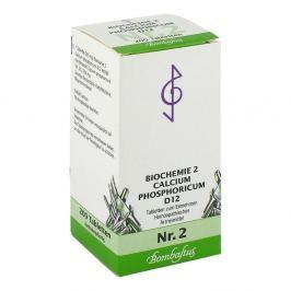 Biochemie 2 Calcium phosphoricum D 12 Tabl.
