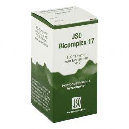 Jso Bicomplex Heilmittel Nr. 17