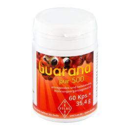 Guarana Pur 500 kapsułki