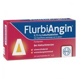 Flurbiangin 8,75 mg Lutschtabletten