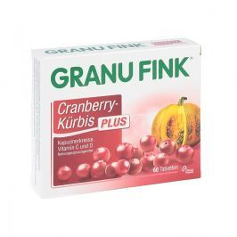 Granu Fink żórawina+pestki dyni tabletki
