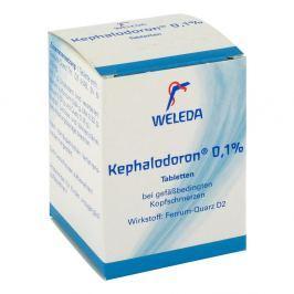 Kephalodoron 0,1% Tabl.
